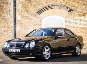 2001 Super Rare Mercedes CLK55 / CLK 55 AMG 69k miles For Sale