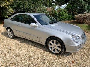 2002 Mercedes 320 CLK (Immaculate)