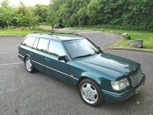 1995 Mercedes e320 estate w124, 97k fsh mot 09/20