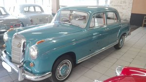 1958 Mercedes 220S Ponton For Sale