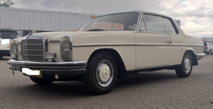 1972 Mercedes 250CE , Pristine Condition , only 64000Km