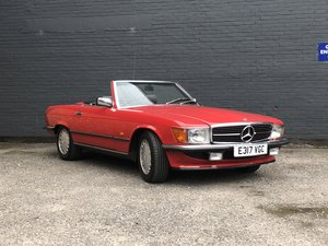 Very low mileage SL300