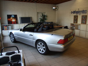 Genuine 59,000 mile SL320