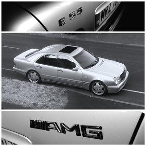 Mercedes E class E55 AMG w210