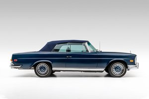 1969 Mercedes 280SE Cabriolet Rare 1 of 1,390 All Navy $159.