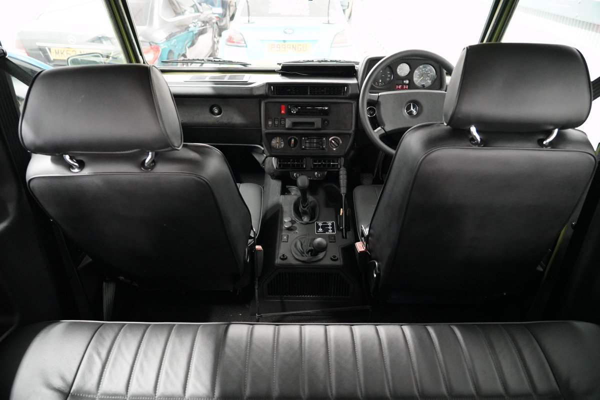 1984 IMMACULATE Mercedes 280GE 2.7 For Sale (picture 3 of 6)