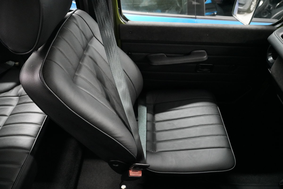 1984 IMMACULATE Mercedes 280GE 2.7 For Sale (picture 5 of 6)