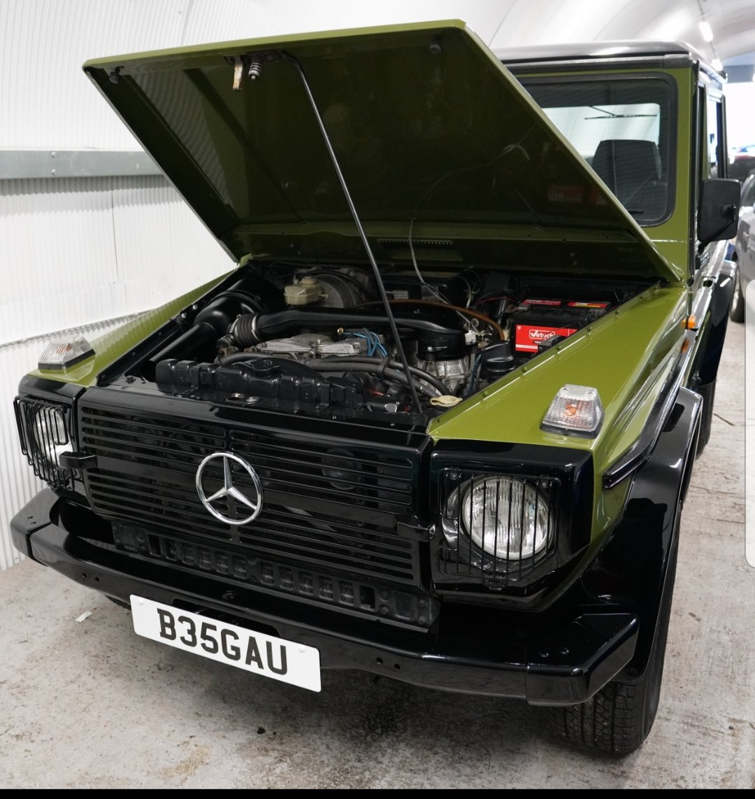 1984 IMMACULATE Mercedes 280GE 2.7 For Sale (picture 6 of 6)