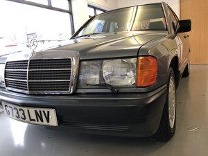 1990 Mercedes 2.6 190E