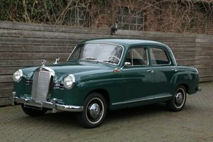 Mercedes-Benz 180 Ponton, 1954, 31.900,- Euro For Sale