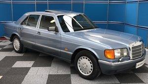1988 Mercedes 300SE For Sale