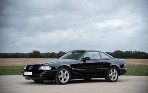 2001 Mercedes SL320 V6 Auto