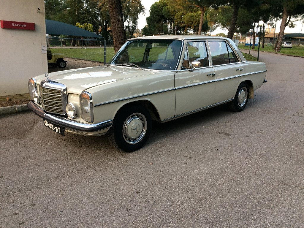 1969 Mercedes  totaly restored For Sale (picture 1 of 6)