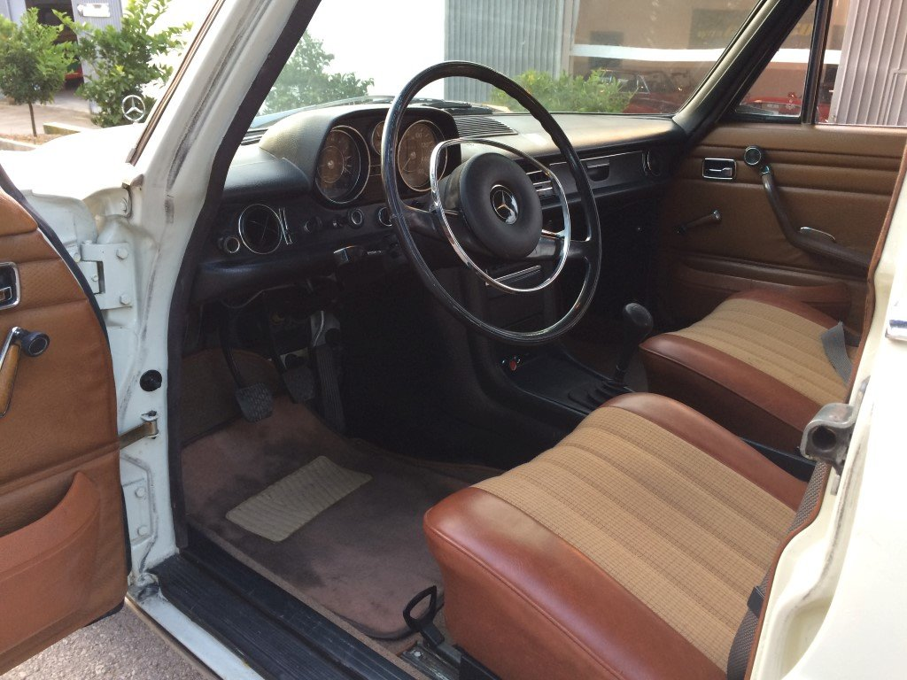 1969 Mercedes  totaly restored For Sale (picture 5 of 6)