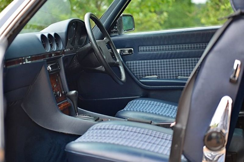 1983 Mercedes-Benz 500SL R107 - RESERVED For Sale (picture 2 of 4)
