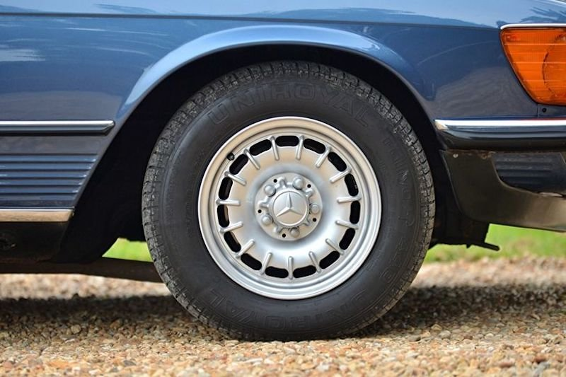 1983 Mercedes-Benz 500SL R107 - RESERVED For Sale (picture 3 of 4)