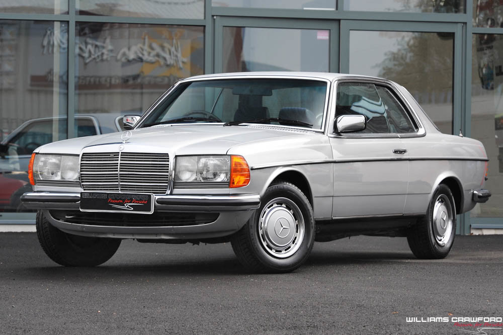 1980 Low mileage Mercedes Benz 280 CE (C123) auto For Sale (picture 2 of 6)