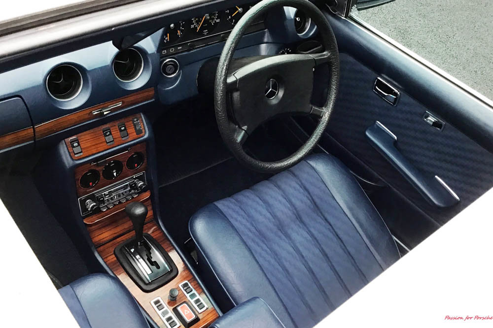 1980 Low mileage Mercedes Benz 280 CE (C123) auto For Sale (picture 4 of 6)