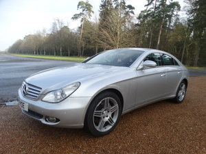 Picture of 2007 Mercedes 5.0 CLS SOLD