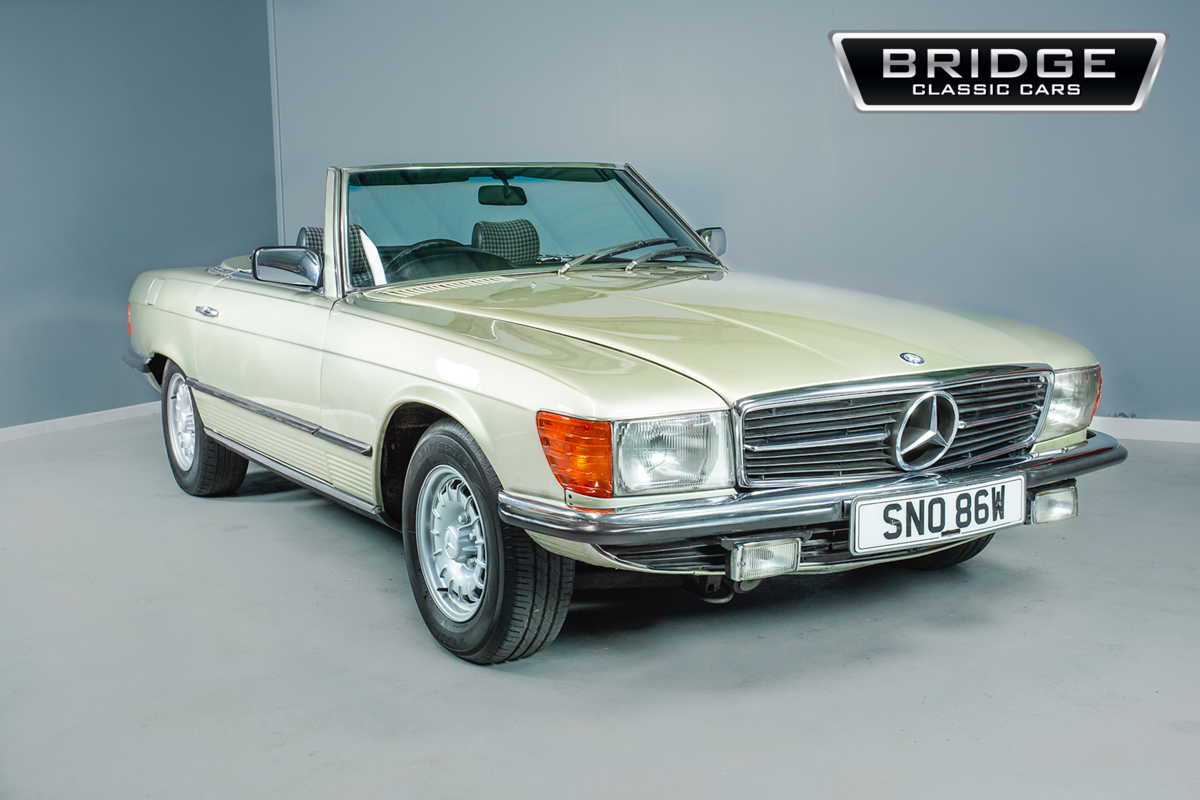 1980 Mercedes-Benz 280SL For Sale (picture 1 of 6)