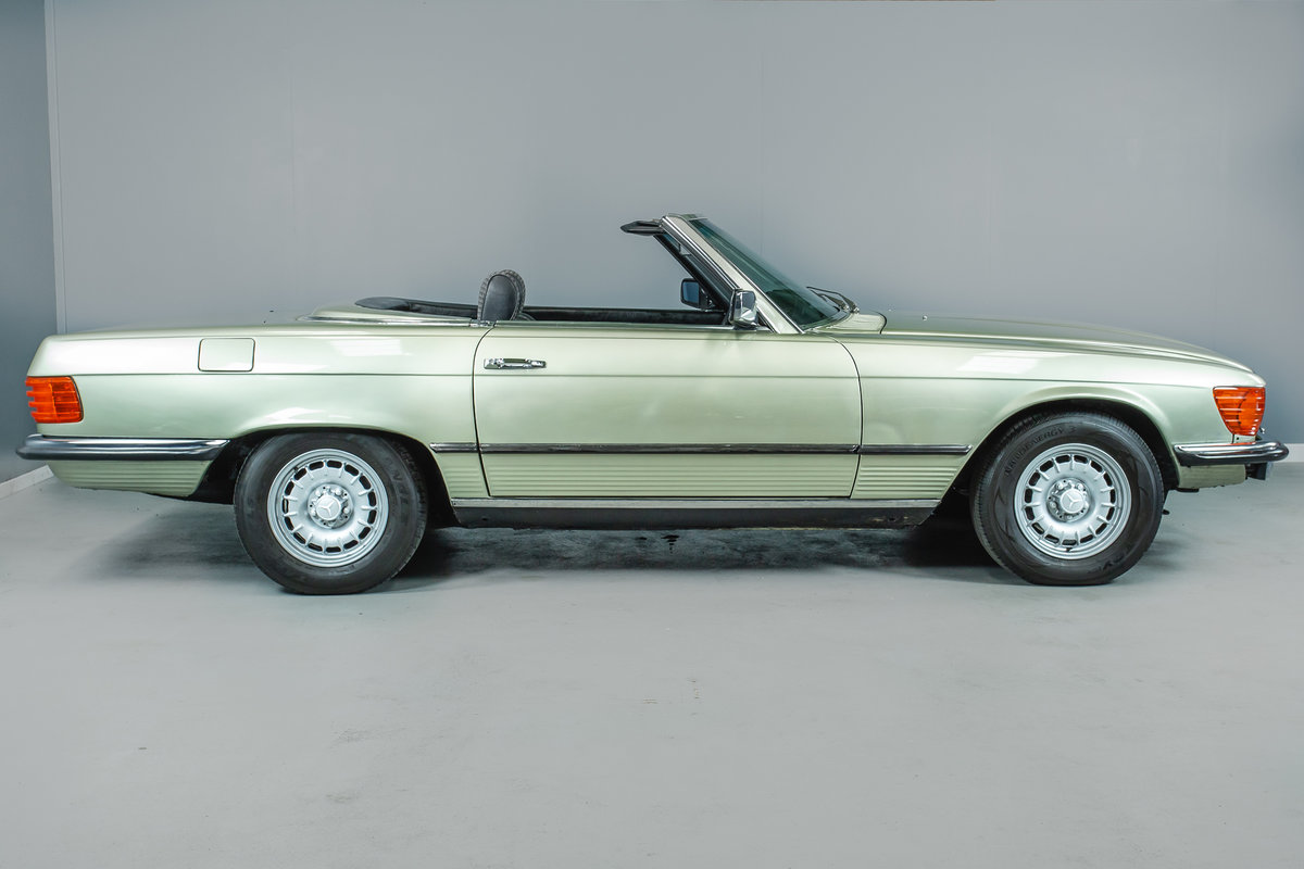 1980 Mercedes-Benz 280SL For Sale (picture 2 of 6)