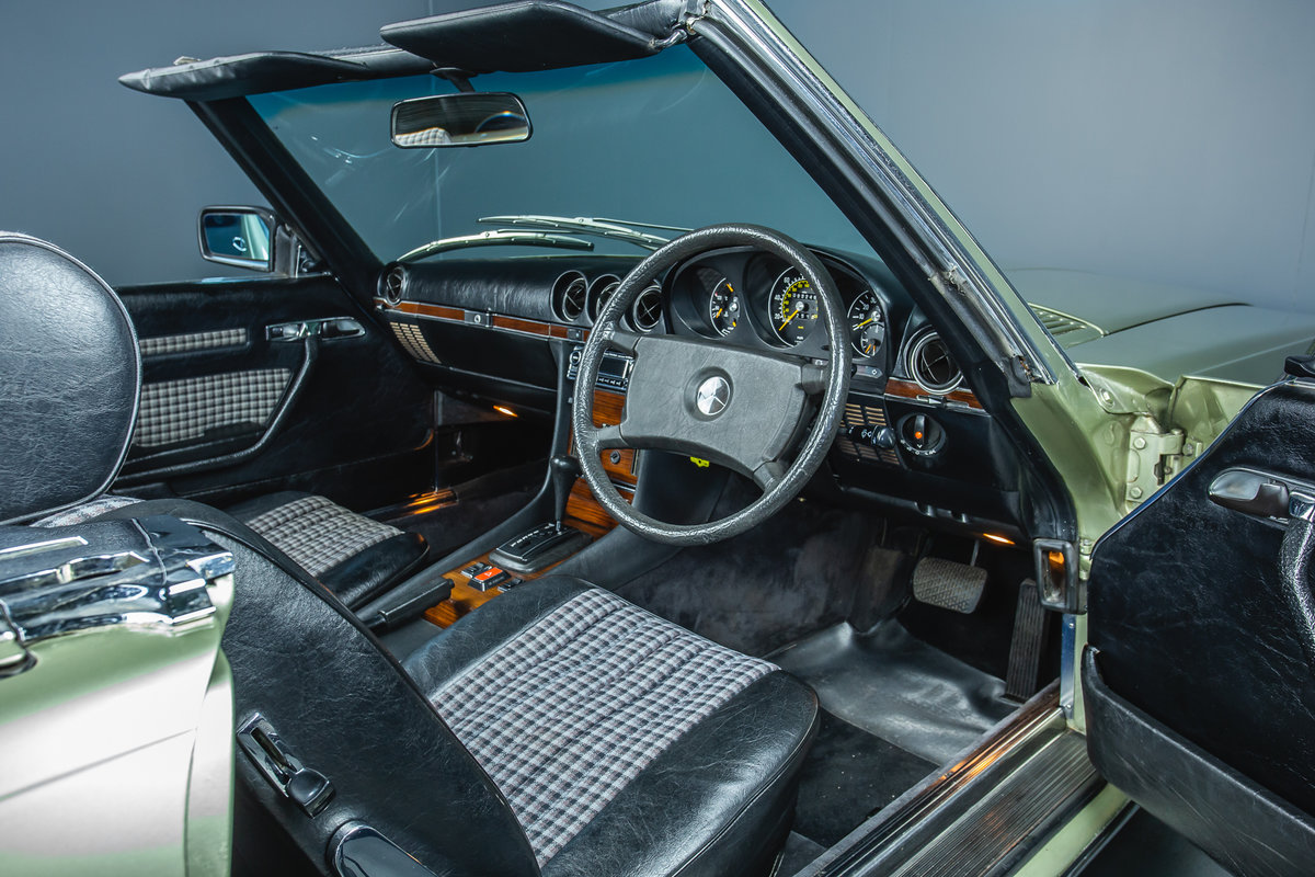 1980 Mercedes-Benz 280SL For Sale (picture 3 of 6)