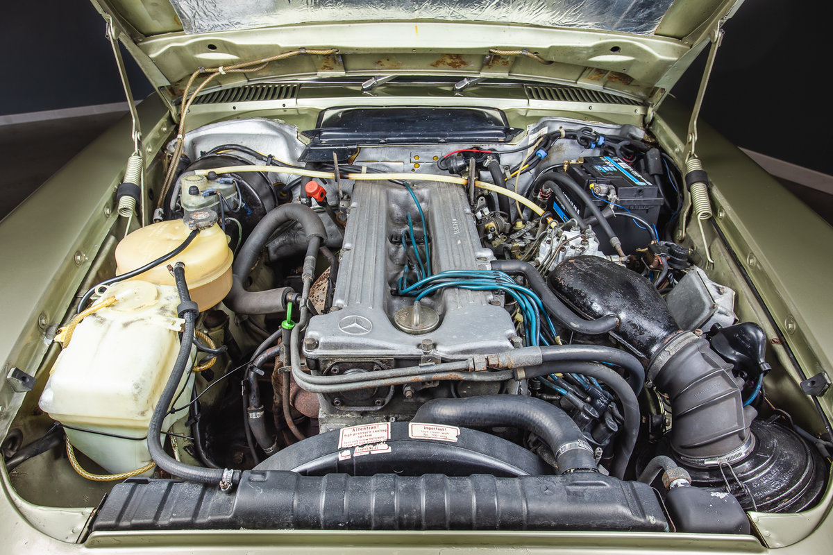 1980 Mercedes-Benz 280SL For Sale (picture 5 of 6)