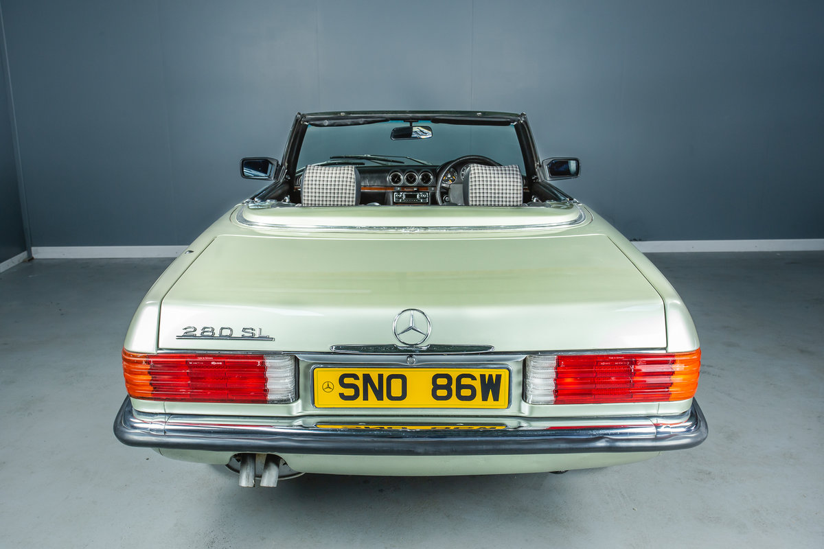 1980 Mercedes-Benz 280SL For Sale (picture 6 of 6)
