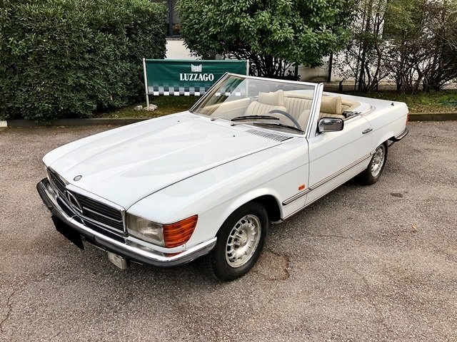 1978 Mercedes Benz - 280 SL (R107) For Sale (picture 1 of 6)