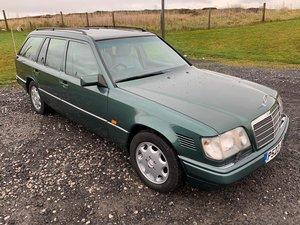 1996 Mercedes W124 Diesel Estate
