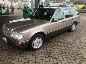 1993 Mercedes W124 Icon For Sale