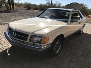 Mercedes Benz 560 SEC   PERFECT CONDITION