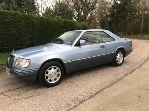 1994 A Stunning W124 Coupe