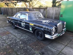 1967 W111 Mercedes 250se Coupe For Sale
