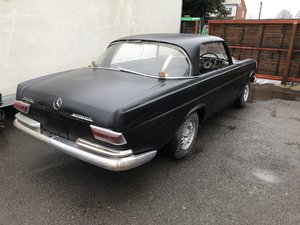 1965 Mercedes w111 220se  For Sale