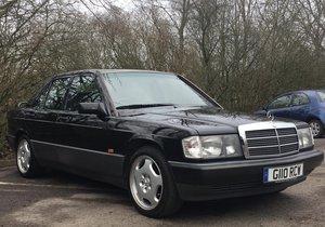 1990 Mercedes 190E