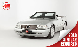 Picture of 1991 Mercedes R129 300SL-24 /// Just Serviced /// 59k Miles SOLD