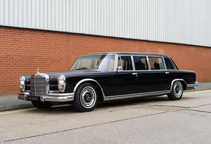 1965 Mercedes-Benz 600 Pullman (LHD) For Sale