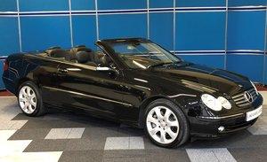 2006 Mercedes CLK500 Convertible