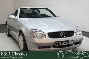 Mercedes-Benz SLK230 Kompressor 1999 beautiful condition For Sale