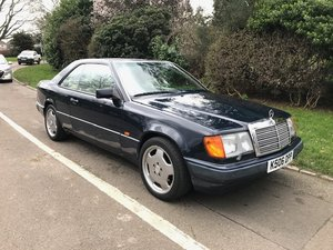 1993 Mercedes 300CE W124 SPORTLINE Coupe 1yr MOT FSH
