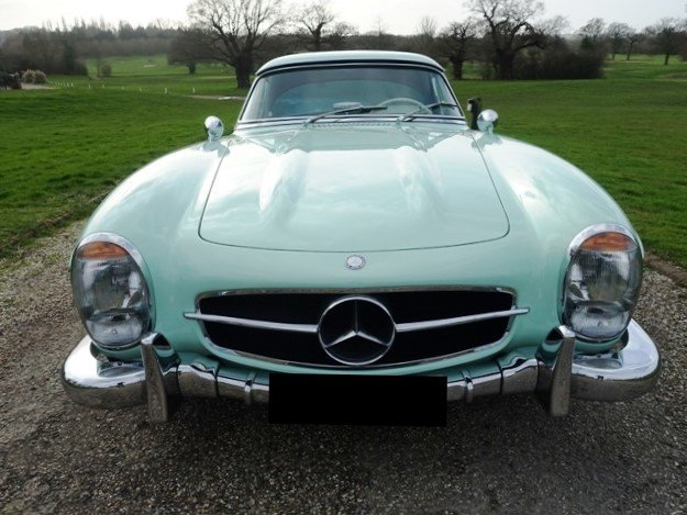 1963 Mercedes Benz 300 SL Roadster For Sale (picture 2 of 6)