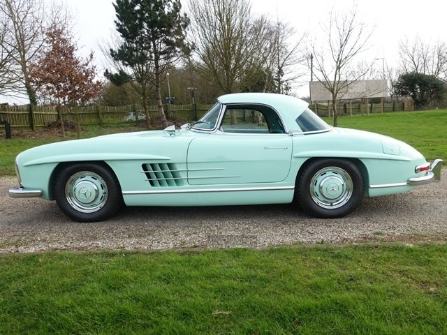1963 Mercedes Benz 300 SL Roadster For Sale (picture 3 of 6)