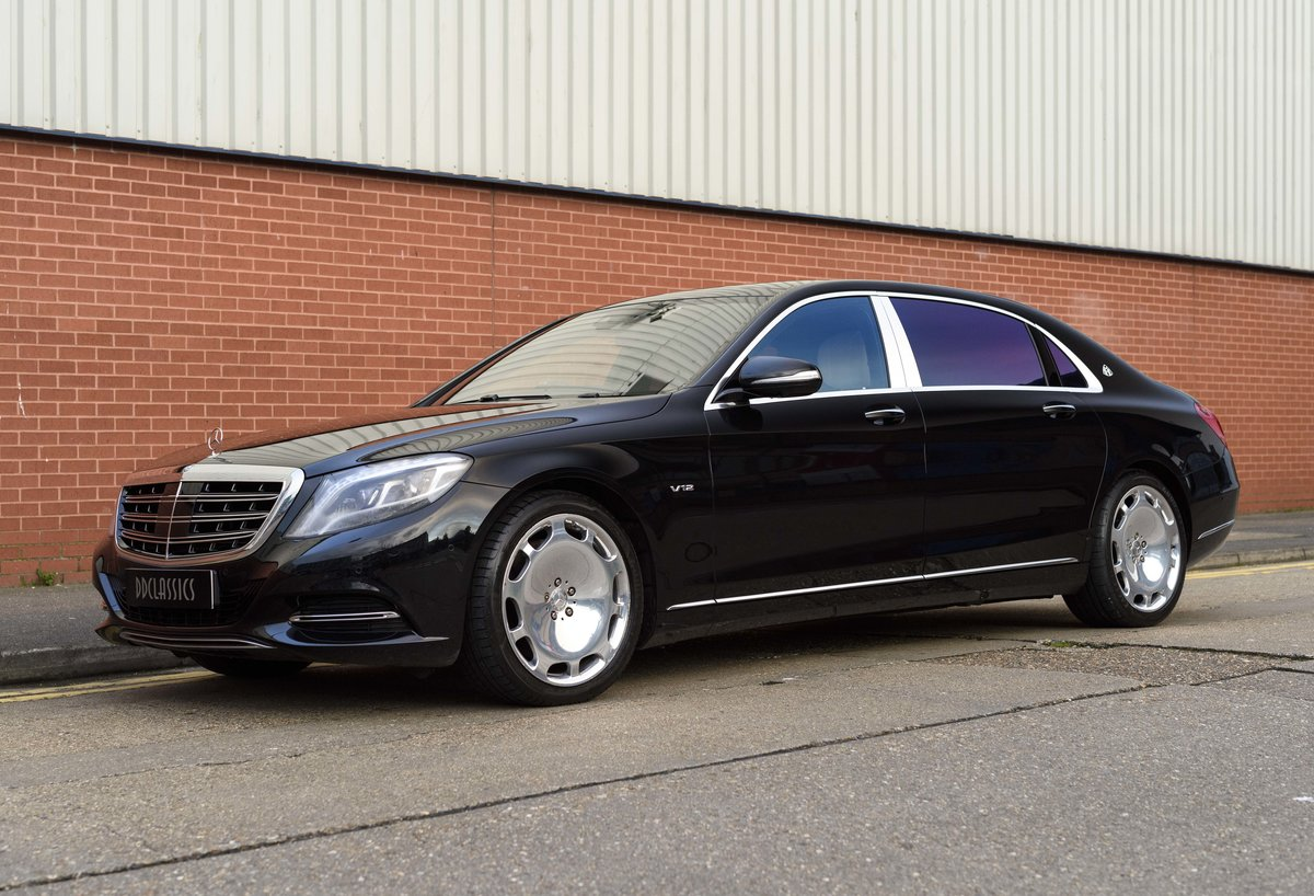 2015 Mercedes-Benz S600 Maybach (RHD) For Sale (picture 1 of 24)