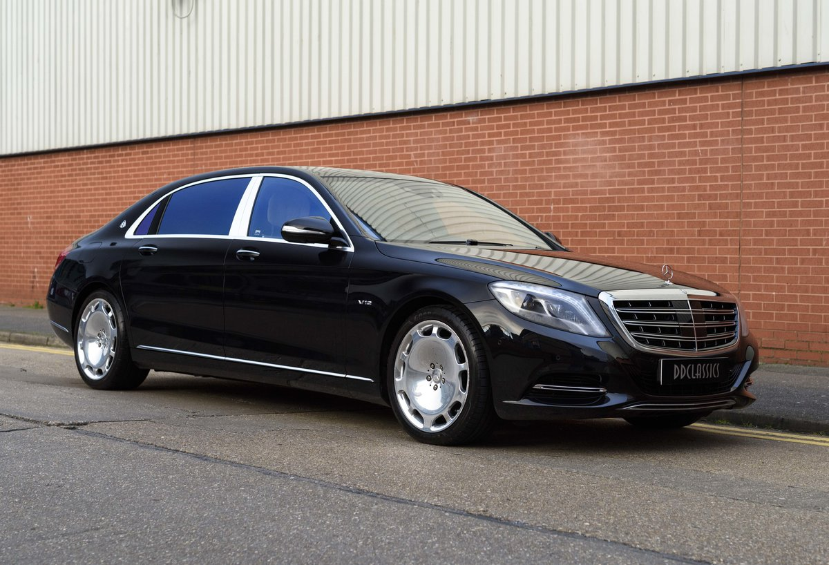2015 Mercedes-Benz S600 Maybach (RHD) For Sale (picture 2 of 24)