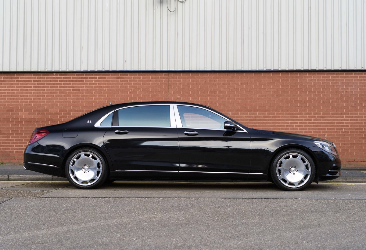 2015 Mercedes-Benz S600 Maybach (RHD) For Sale (picture 5 of 24)