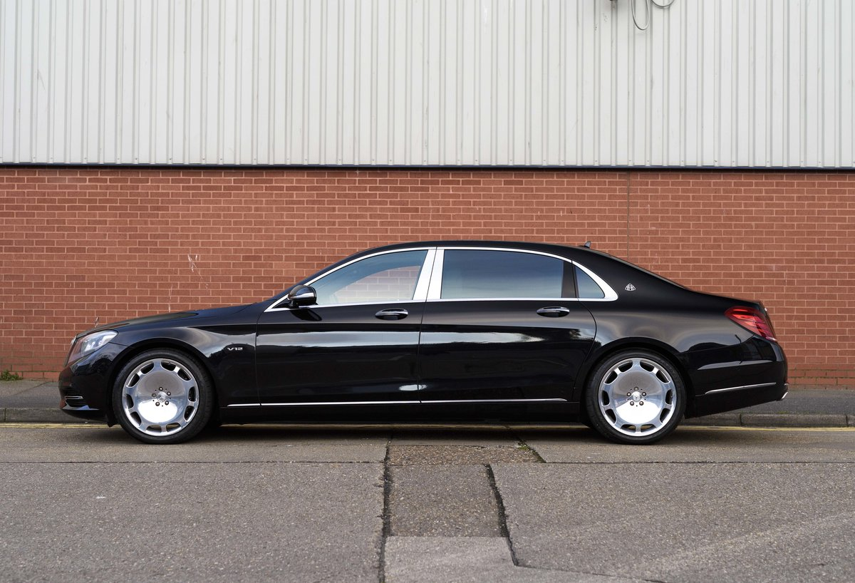 2015 Mercedes-Benz S600 Maybach (RHD) For Sale (picture 6 of 24)