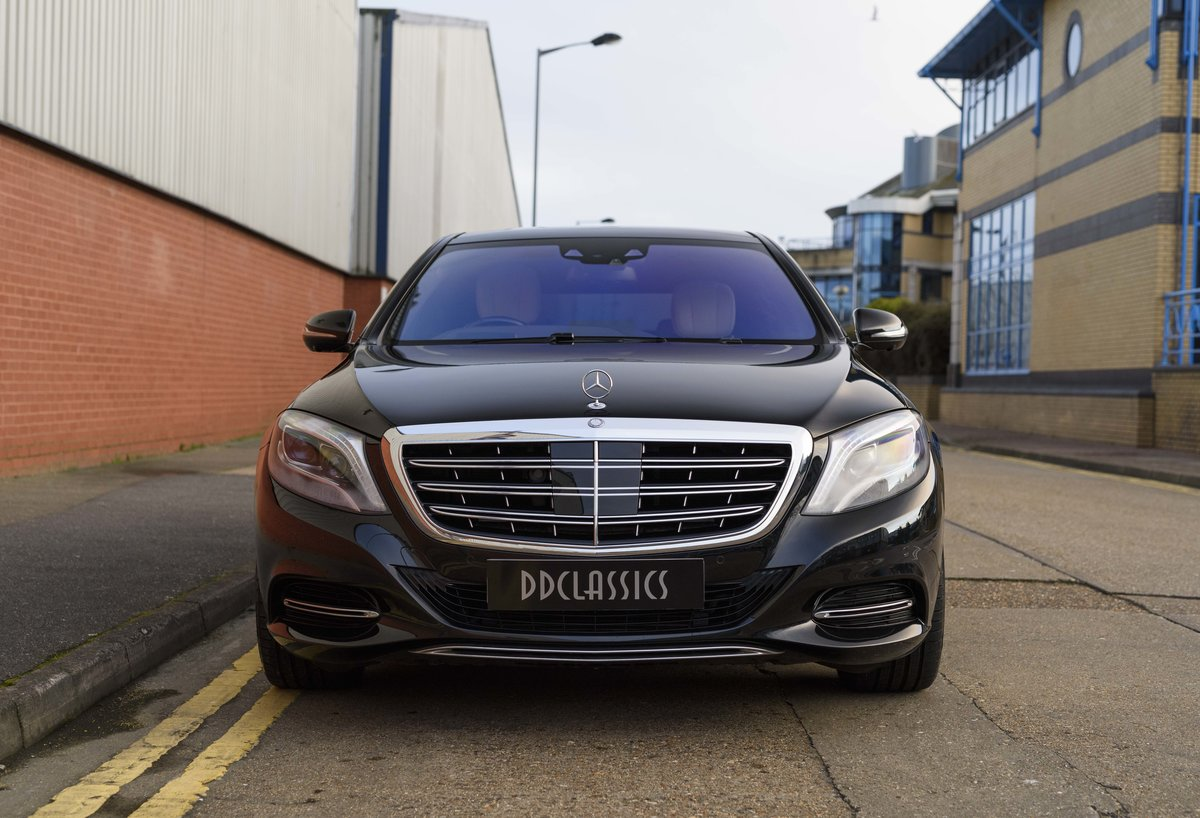 2015 Mercedes-Benz S600 Maybach (RHD) For Sale (picture 7 of 24)