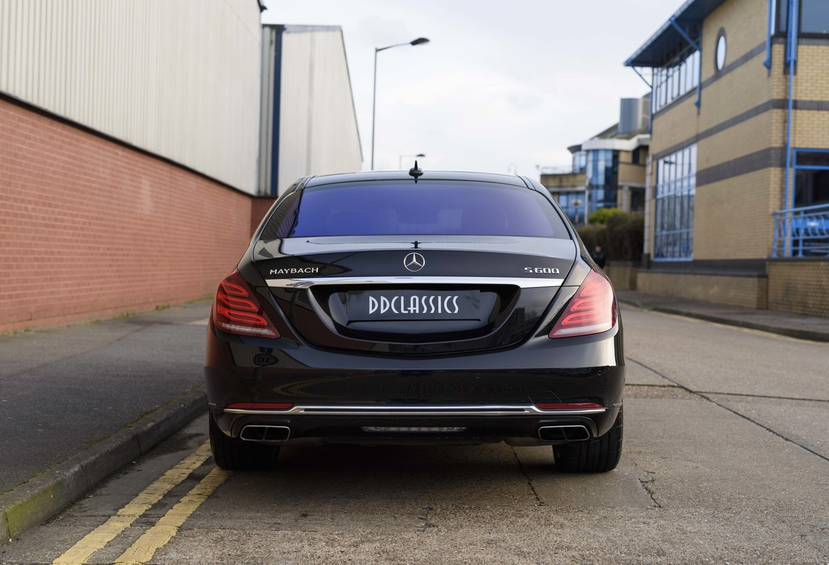 2015 Mercedes-Benz S600 Maybach (RHD) For Sale (picture 8 of 24)