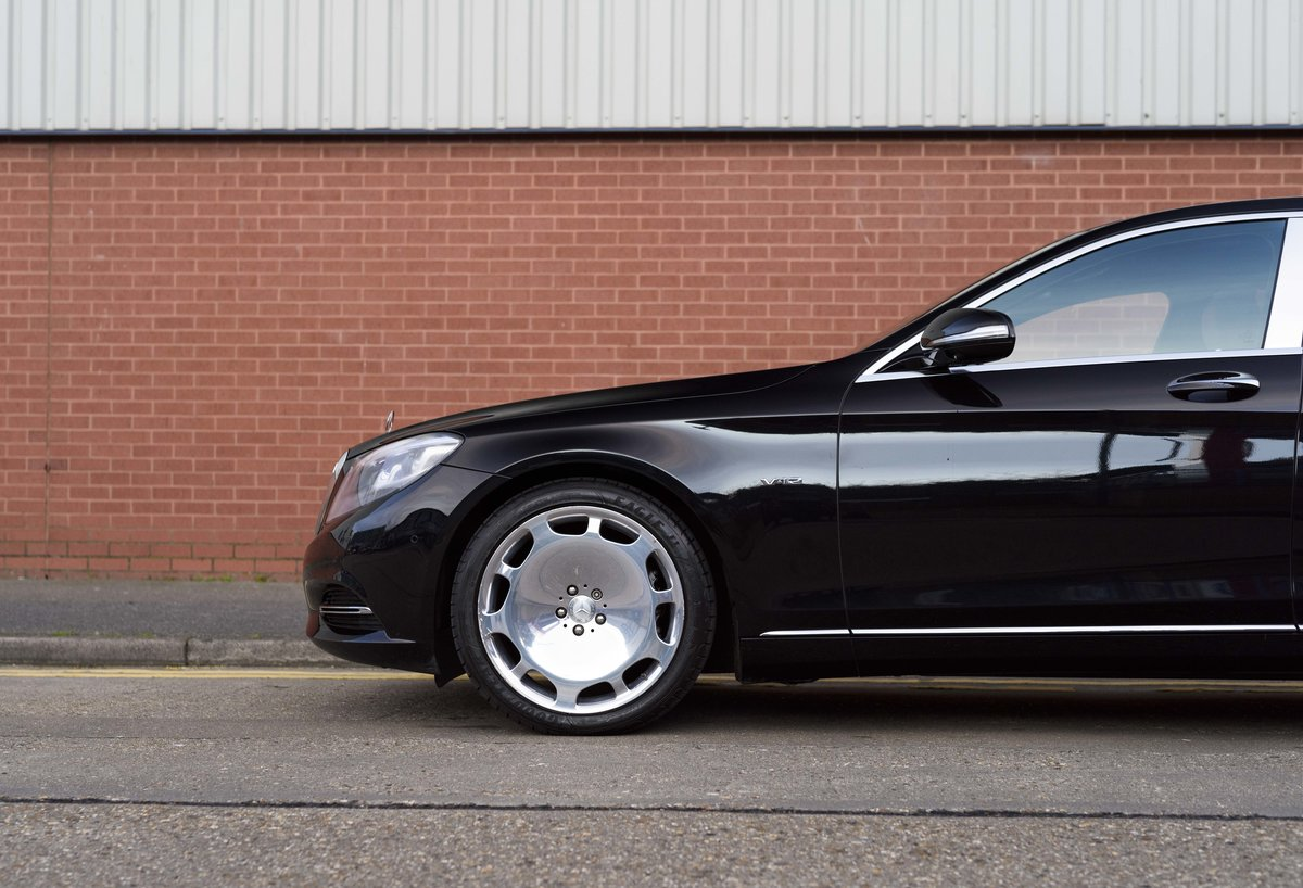 2015 Mercedes-Benz S600 Maybach (RHD) For Sale (picture 11 of 24)
